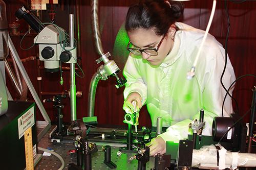 Рамановская спектроскопия в образовании